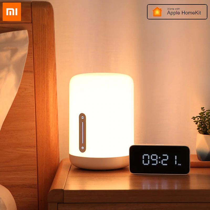Lampe de Chevet Connectée Xiaomi Bedside Lamp 2 (Version Chinoise)