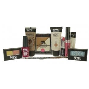 Lot de 10 produits de maquillage NYC