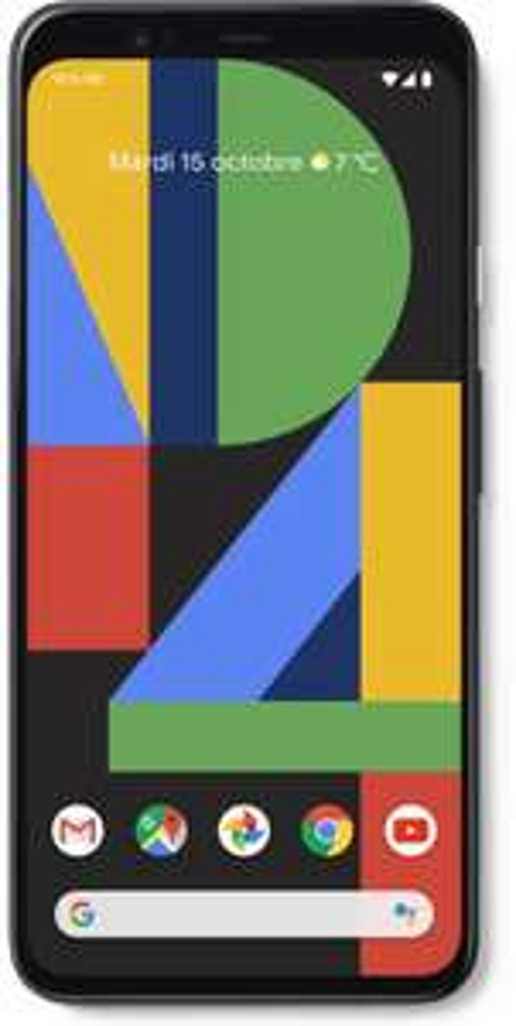 "Smartphone 6,3"" Google Pixel 4 XL - 64 Go, noir"