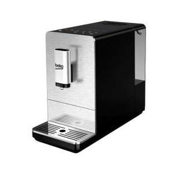 Machine à expresso automatique avec moulin à café intégré Beko CEG5301X