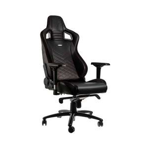 Chaise gaming Noblechairs Epic - Noir & Rouge