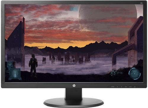 "Ecran PC 24"" HP 24o - Full HD, TN, 1 ms, HDMI / DVI / VGA"