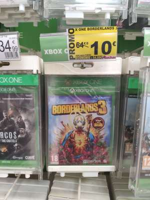 Borderlands 3 sur Xbox One - Dieppe (76)