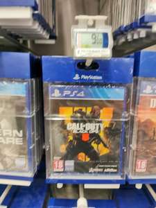 Call of Duty: Black Ops IIII sur PS4 - Carrefour Epinal (88)