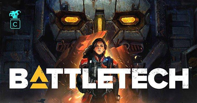 Jeu BattleTech sur PC (Dématérialisé, Steam)