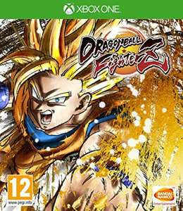 Dragon Ball FighterZ sur Xbox One