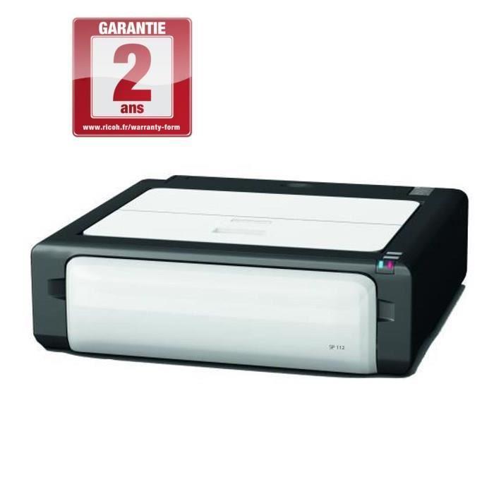 Imprimante Laser Monochrome Ricoh SP112