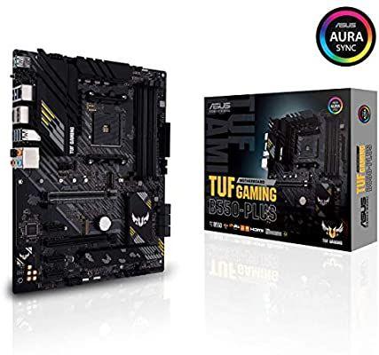 Carte mère Asus Tuf Gaming B550-PLUS - ATX, AM4