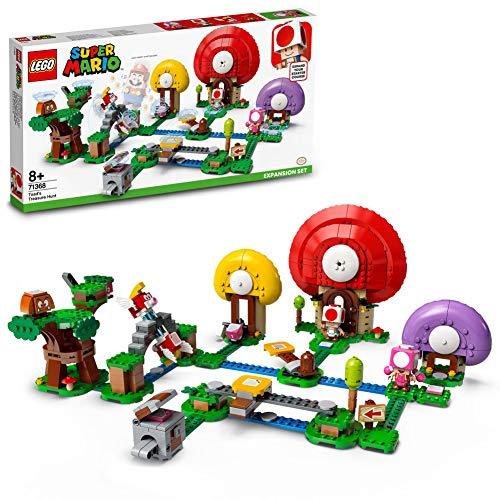 Ensemble d'extension Lego La chasse au trésor de Toad lego Super Mario - 71368