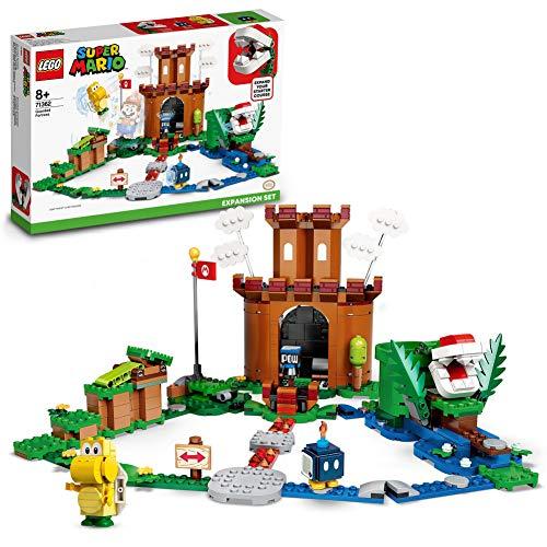Set de construction Lego Super Mario 71362 - La forteresse de la Plante Piranha