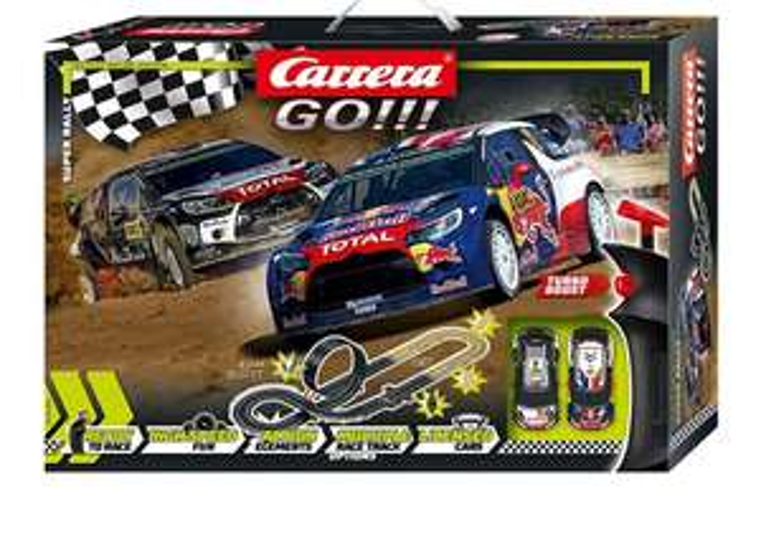 Circuit Carrera Go - Super rally 20062495