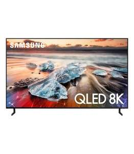 "TV 65"" Samsung QE65Q950R - QLED, 8k, 100Hz, HDR3000 (Frontaliers Suisse) optimisable galaxy s20 offert, offre samsung suisse"