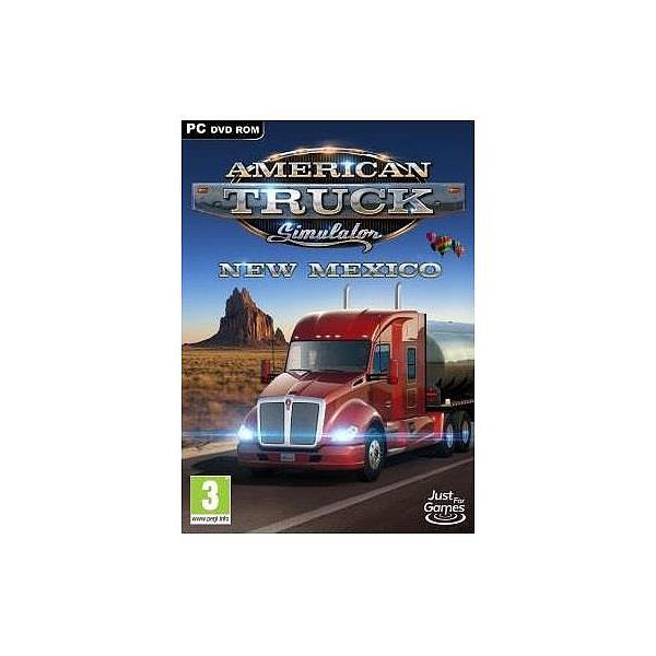 American Truck Simulator - New Mexico sur PC
