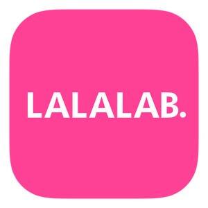 Une carte postale personnalisable à envoyer Gratuite depuis l'application Lalalab (iOS - Android)