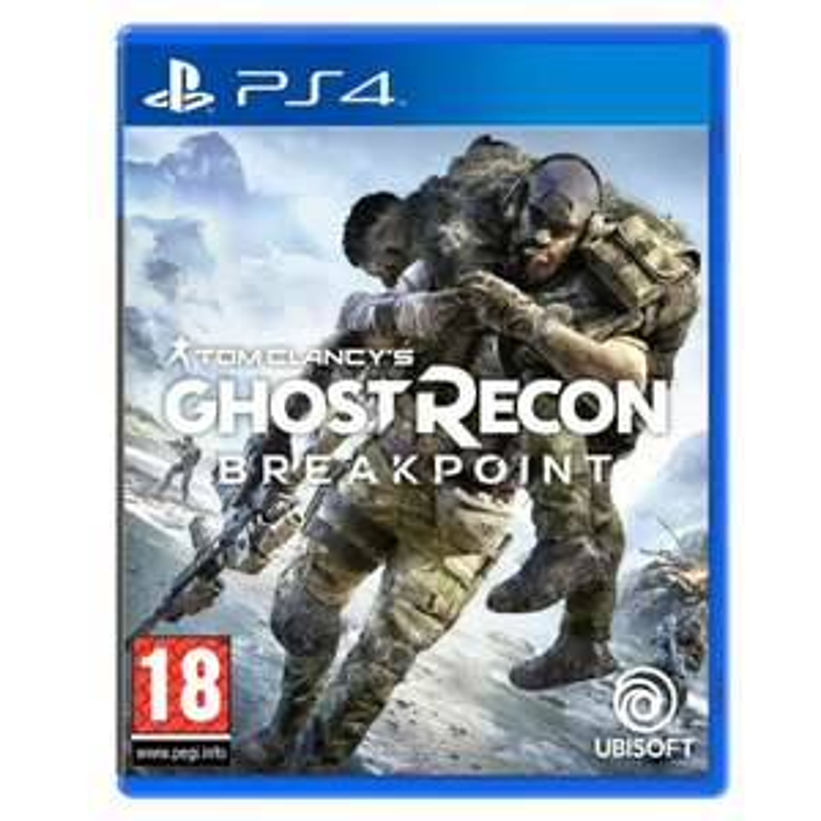Tom Clancy's Ghost Recon Breakpoint sur PS4 (+0.60€ en SuperPoints)