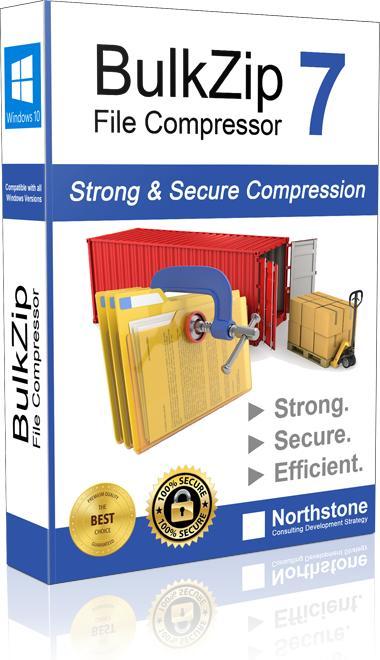 Logiciel BulkZip File Compressor gratuit sur PC