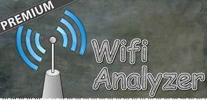Application Android WiFi Analyzer Premium sur Android