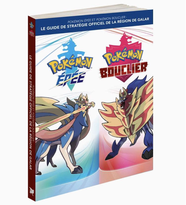 Le guide de stratégie région de Galar: Pokémon Epée et Pokémon Bouclier