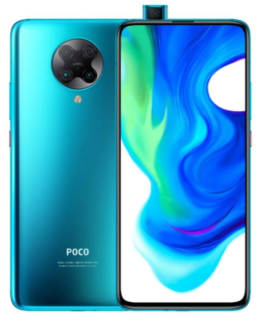 """[Via l'app] Smartphone 6.67"""" Poco F2 Pro - Snapdragon 865, 8 Go de Ram, 256 Go, 64 + 20 mpx, OLED, FullHD+, 4700mah, 5G"""