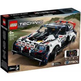 Jeu de construction Lego Technic (42109) - La voiture de rallye contrôlée (+5€ en SuperPoints)