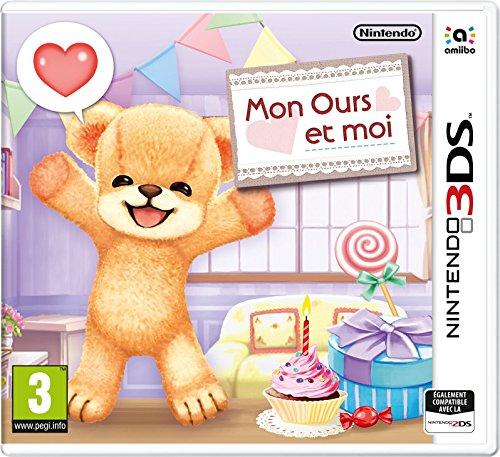 Mon Ours et moi sur Nintendo 3DS