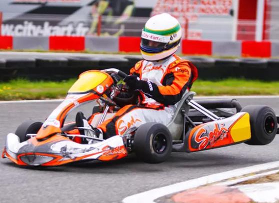 3 sessions de karting de 10 min chacune pour 1 personne à City Kart - St-Sébastien et Sautron (44)