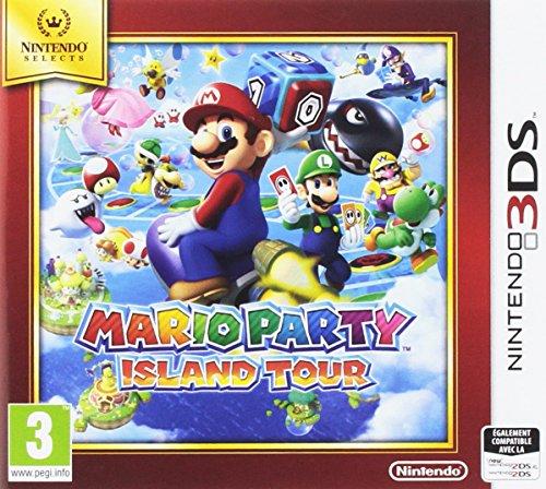 Mario Party Island Tour sur Nintendo 3DS