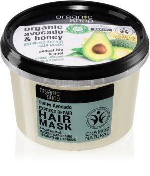 Masque cheveux Organic Shop (Variétés au choix) - 250ml