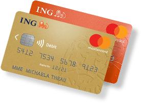 [Sous conditions] 10€ offerts pour 10 achats effectués entre le 10/08 et le 10/09/2020 avec votre Carte ING
