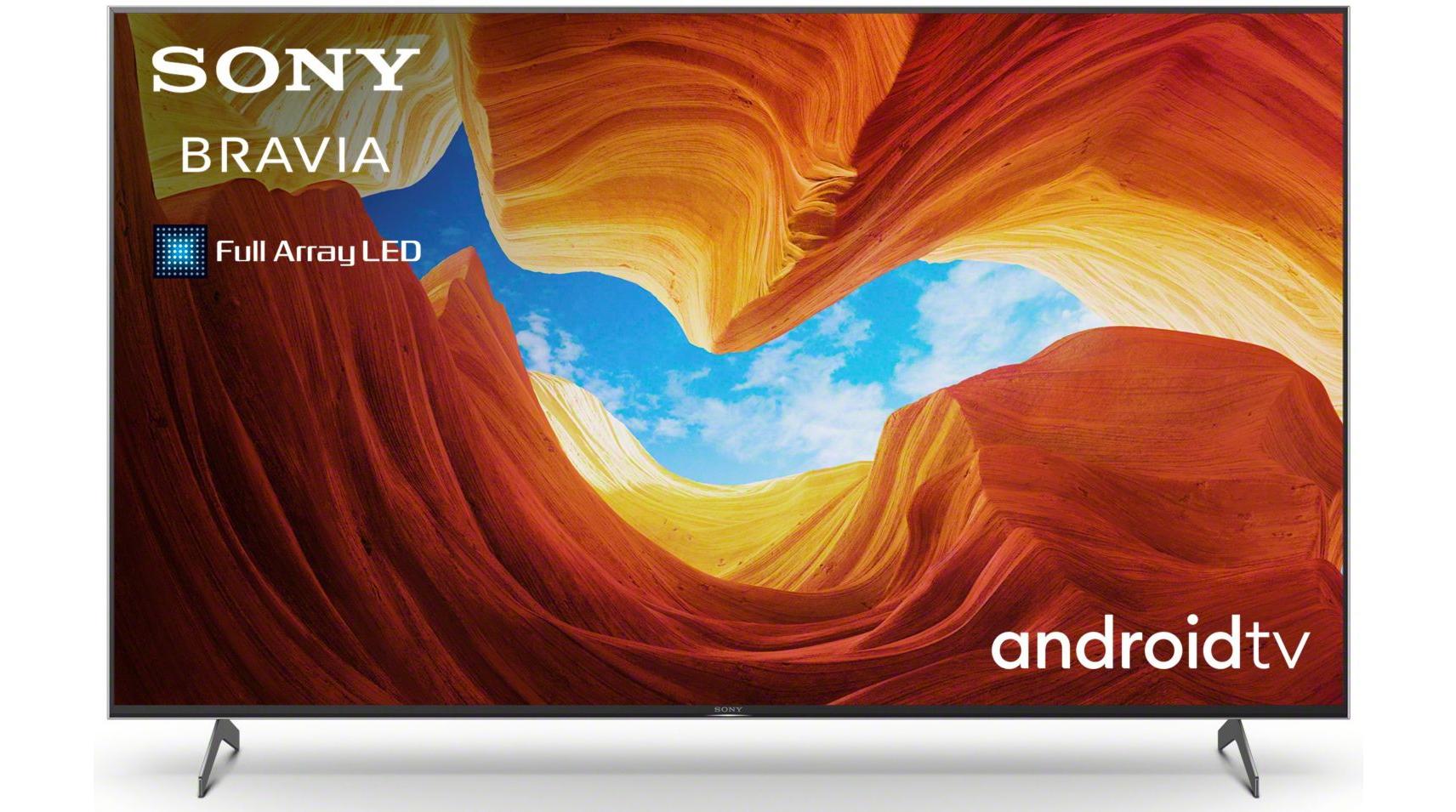 "TV LED 55"" Sony Bravia KD-55XH9005 - 4K UHD, Android TV"