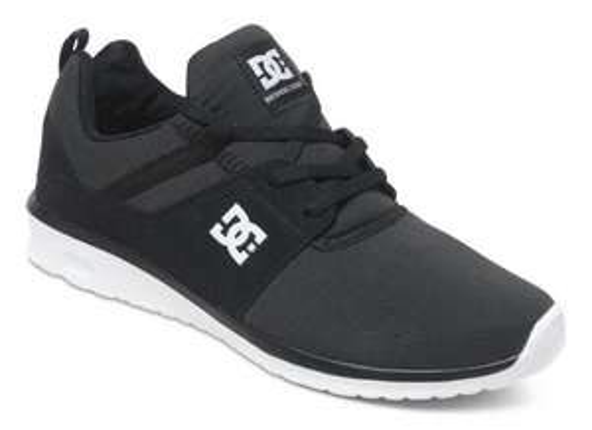 Chaussures DC Shoes Heathrow - Noir / Blanc