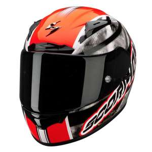 Casque moto Scorpion Exo-2000 Evo Air - sidewall