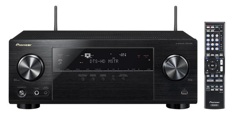Ampli Home Cinéma 5.2 Pioneer VSX-830-K