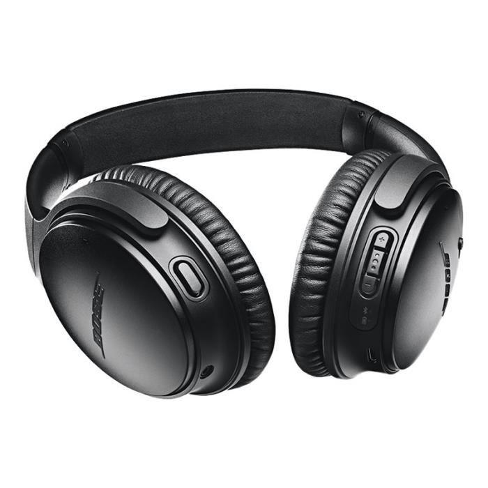 Casque audio sans-fil Bose QuietComfort 35 II - Gris (vendeur tiers)