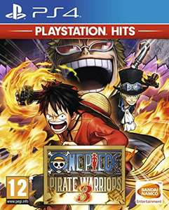One Piece Pirate Warriors 3 Playstation Hits sur PS4