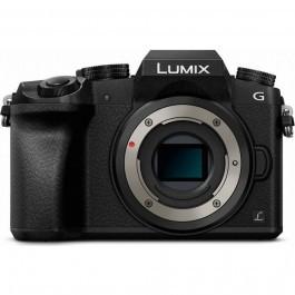 Appareil photo Hybride Panasonic Lumix DMC-G7 - Boitier Nu