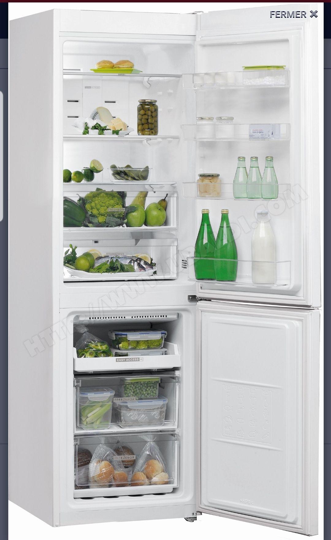 Réfrigérateur congélateur bas WHIRLPOOL W7821O
