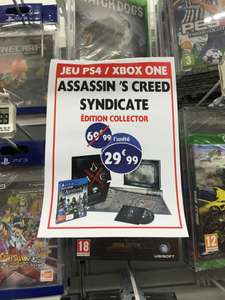 Jeu Assassin's Creed Syndicate sur Xbox One - Edition Collector The Rooks