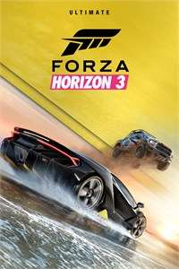 Forza Horizon 3 Ultimate Edition sur PC/Xbox One (Dématérialisé - Store Turc)