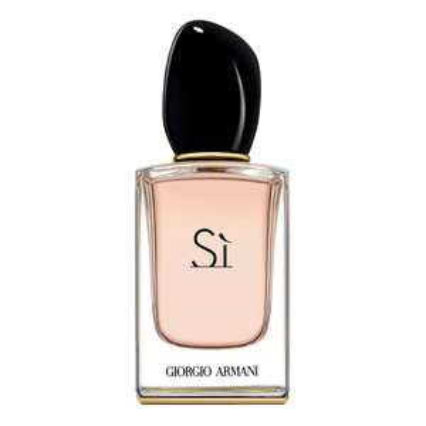 Sélection de parfums en promotion - Ex: Eau de parfum Si de Giorgo Armani, 100Ml