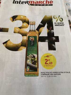 Huile d'Olive Vierge Extra - 500ml
