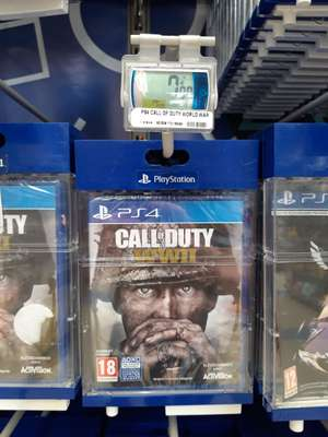 Call of Duty WWII sur PS4 - Nantes Beaujoire (44)