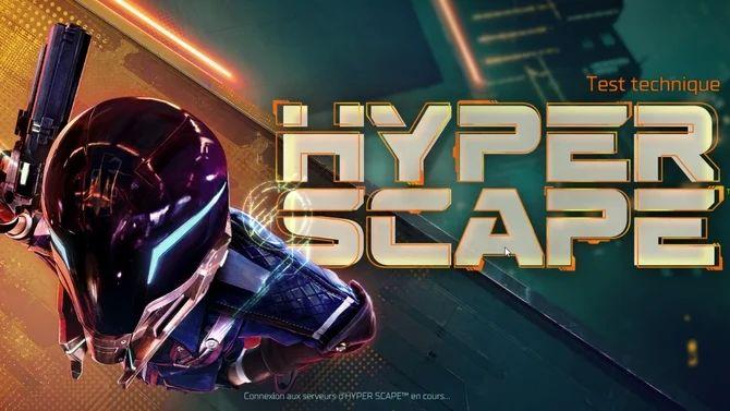 [Twitch / Amazon Prime] Contenu additionnel offerts pour le jeu Hyper Scape (Dématérialisé)