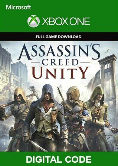 Assassin's Creed: Unity sur Xbox One (dématérialisé)