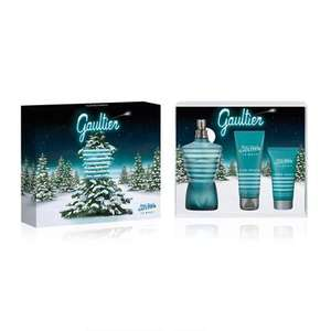 "Coffret Eau De Toilette Jean Paul Gaultier ""Le Male"" - 125ml + Gel Douche + Déodorant"