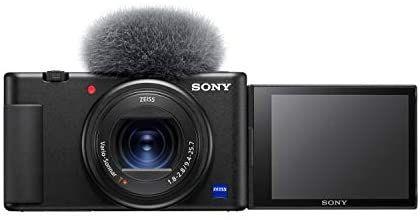 Appareil Photo Sony Sony ZV-1Vlog - Capteur CMOS RS 1.0, AF 4K HDR