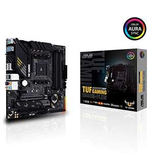 Carte mère Asus TUF Gaming B550M-Plus - mATX- AM4