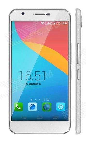 "Smartphone 5.5"" Iocean (M6752, 3 Go RAM, 16 Go)"