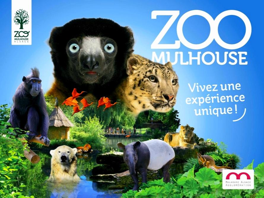 Entrée gratuite au Parc Zoologique et Botanique de Mulhouse (68) pour l'achat d'un pack de 6 bouteilles de Rivella