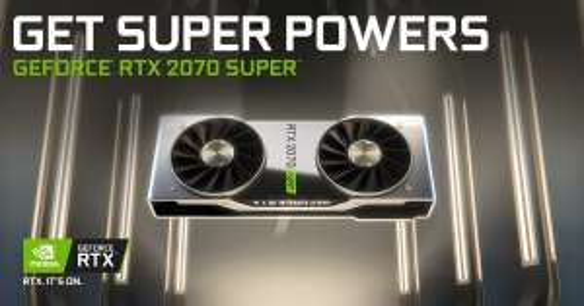 Carte Graphique Nvidia Geforce RTX 2070 Super + Tom Clancy's Rainbow Six Siege Gold Edition